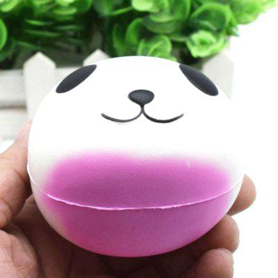 Jumbo Squishy PU Slow Rebound Stress Relief Toy Replica Cartoon White Panda Head for AdultsSquishy toys<br>Jumbo Squishy PU Slow Rebound Stress Relief Toy Replica Cartoon White Panda Head for Adults<br><br>Age Range: &gt; 6 years old<br>Color: White<br>Materials: PU<br>Package Content: 1 x Toy<br>Package Dimension: 10.00 x 9.00 x 11.00 cm / 3.94 x 3.54 x 4.33 inches<br>Product Dimension: 8.00 x 7.00 x 9.00 cm / 3.15 x 2.76 x 3.54 inches<br>Products Type: Toy<br>Theme: Character<br>Use: Photography Props, Home Decoration, Cabinet Decoration