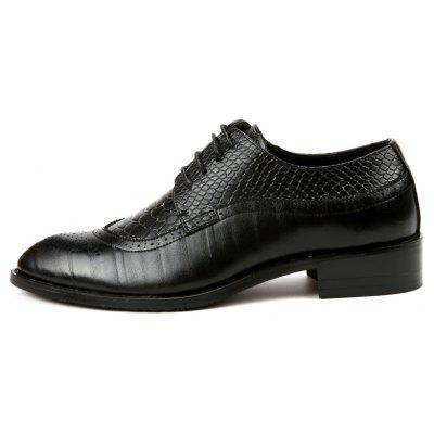 ZEACAVA Mens Classic Pointed Toe Portable Slip On Business Leather ShoesFormal Shoes<br>ZEACAVA Mens Classic Pointed Toe Portable Slip On Business Leather Shoes<br><br>Available Size: 39-44<br>Closure Type: Lace-Up<br>Embellishment: Ruched<br>Gender: For Men<br>Occasion: Dress<br>Outsole Material: Rubber<br>Package Contents: 1xShoes(Pair)<br>Pattern Type: Crocodile Print<br>Season: Spring/Fall<br>Toe Shape: Pointed Toe<br>Toe Style: Closed Toe<br>Upper Material: Full Grain Leather<br>Weight: 1.2000kg