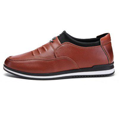 Casual Simple Style Shoes for MenMen's Oxford<br>Casual Simple Style Shoes for Men<br><br>Available Size: 40,41,42,43,44<br>Closure Type: Lace-Up<br>Embellishment: Metal<br>Gender: For Men<br>Occasion: Casual<br>Outsole Material: Rubber<br>Package Contents: 1xShoes(pair)<br>Pattern Type: Others<br>Season: Summer, Winter, Spring/Fall<br>Toe Shape: Round Toe<br>Toe Style: Closed Toe<br>Upper Material: Cloth<br>Weight: 1.6896kg