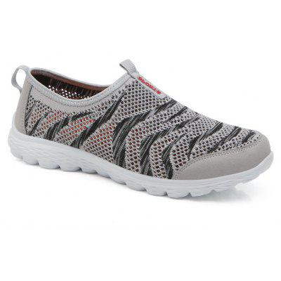 Men's Flying Cloth Breathable Running Shoes