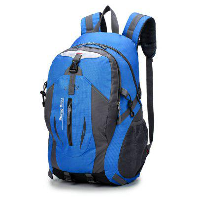 Outdoor Large-capacity Tourist Sports BackpackBackpacks<br>Outdoor Large-capacity Tourist Sports Backpack<br><br>Backpack Capacity: 21~40L<br>For: Other, Climbing, Camping, Hiking, Adventure, Traveling<br>Material: Nylon<br>Package Contents: 1 x Bag<br>Package size (L x W x H): 33.00 x 19.00 x 51.00 cm / 12.99 x 7.48 x 20.08 inches<br>Package weight: 0.5300 kg<br>Product size (L x W x H): 32.00 x 18.00 x 50.00 cm / 12.6 x 7.09 x 19.69 inches<br>Product weight: 0.5100 kg<br>Type: Backpack