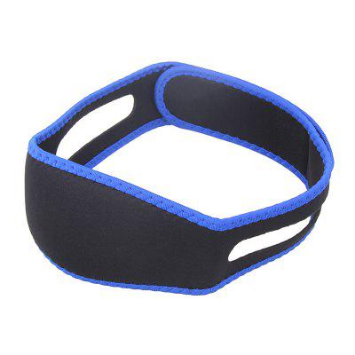 Anti Snore Strap Stop Snoring Sleep Apnea Chin Support for Woman Man Health Care Sleeping Aid Tools