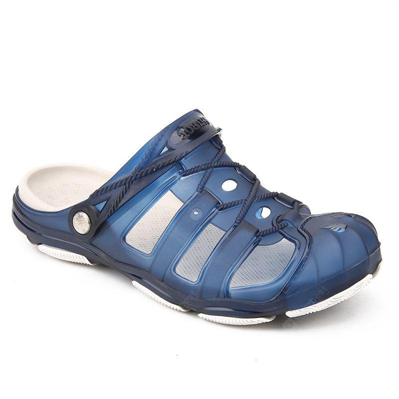 New Front Header Jelly Sandals