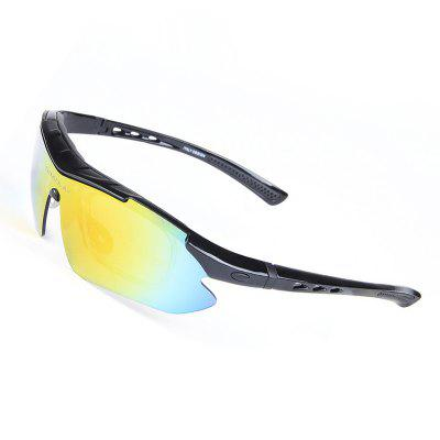 OBAOLAY SP0890 Polarized Sports Sunglasses Unbreakable Durable FrameCycling Sunglasses<br>OBAOLAY SP0890 Polarized Sports Sunglasses Unbreakable Durable Frame<br><br>Brand: OBAOLAY<br>Ear-stems Length: 109mm<br>Features: with Myopic Frame, Removable Legs, Replaceable Lens, UV400, Anti-UV, Polarized lens<br>Frame Materials: Plastic<br>Gender: Unisex<br>Lens height: 44mm<br>Lens material: PC<br>Lens width: 144mm<br>Model Number: SP0890<br>Nose bridge width: 25mm<br>Package Contents: 1 x Spectacle Case, 1 x Frame, 5 x Lens, 1 x Glasses Cloth, 1 x Test Card, 1 x Glasses Cord, 1 x Myopia Glasses Frame, 1 x Protecting Bag, 1 x Sports Bandage<br>Package Size(L x W x H): 20.00 x 15.00 x 10.00 cm / 7.87 x 5.91 x 3.94 inches<br>Package weight: 0.3100 kg<br>Product weight: 0.3000 kg<br>Suitable for: Hiking, Camping, Cycling<br>Type: Goggle<br>Whole Length: 156mm