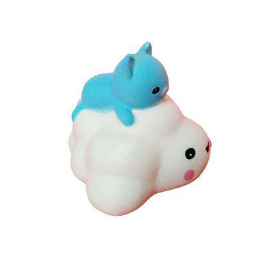 Jumbo Squishy PU Slow Rising Stress Relief Toy Replica Flaky Clouds Cat for AdultsSquishy toys<br>Jumbo Squishy PU Slow Rising Stress Relief Toy Replica Flaky Clouds Cat for Adults<br><br>Age Range: &gt; 6 years old<br>Color: White<br>Materials: PU<br>Package Content: 1 x Toy<br>Package Dimension: 8.00 x 6.00 x 10.00 cm / 3.15 x 2.36 x 3.94 inches<br>Product Dimension: 10.00 x 8.00 x 12.00 cm / 3.94 x 3.15 x 4.72 inches<br>Products Type: Toy<br>Theme: Character<br>Use: Photography Props, Home Decoration, Cabinet Decoration