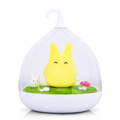 LED Fantasy Night Light Touch Sensor Dimmer Bedside Lamp USB RechargeableDecorative Lights<br>LED Fantasy Night Light Touch Sensor Dimmer Bedside Lamp USB Rechargeable<br><br>Package Contents: 1 x Lamp, 1 X Cable ,1 x Chinese and English Manual<br>Package size (L x W x H): 14.80 x 14.80 x 17.80 cm / 5.83 x 5.83 x 7.01 inches<br>Package weight: 0.4250 kg<br>Product size (L x W x H): 14.00 x 14.00 x 17.00 cm / 5.51 x 5.51 x 6.69 inches<br>Product weight: 0.4000 kg