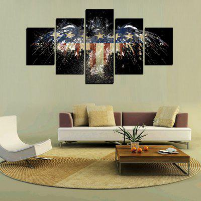 MailingArt FIV352  5 Panels Landscape Wall Art Painting Home Decor Canvas PrintPrints<br>MailingArt FIV352  5 Panels Landscape Wall Art Painting Home Decor Canvas Print<br><br>Craft: Print<br>Form: Five Panels<br>Material: Canvas<br>Package Contents: 5 x Print<br>Package size (L x W x H): 82.00 x 62.00 x 12.00 cm / 32.28 x 24.41 x 4.72 inches<br>Package weight: 1.8000 kg<br>Painting: Include Inner Frame<br>Shape: Horizontal Panoramic<br>Style: Women, Retro, Pattern, Glamorous/Dramatic, Charming, Oil Painting<br>Subjects: Cute<br>Suitable Space: Bedroom,Cafes,Dining Room,Hallway,Hotel,Kids Room,Kids Room,Kitchen,Living Room,Office,Study Room / Office