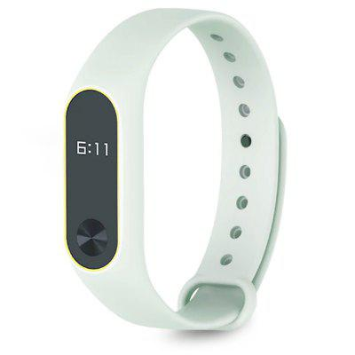 For Xiaomi Mi Band 2 Luminous Wristband