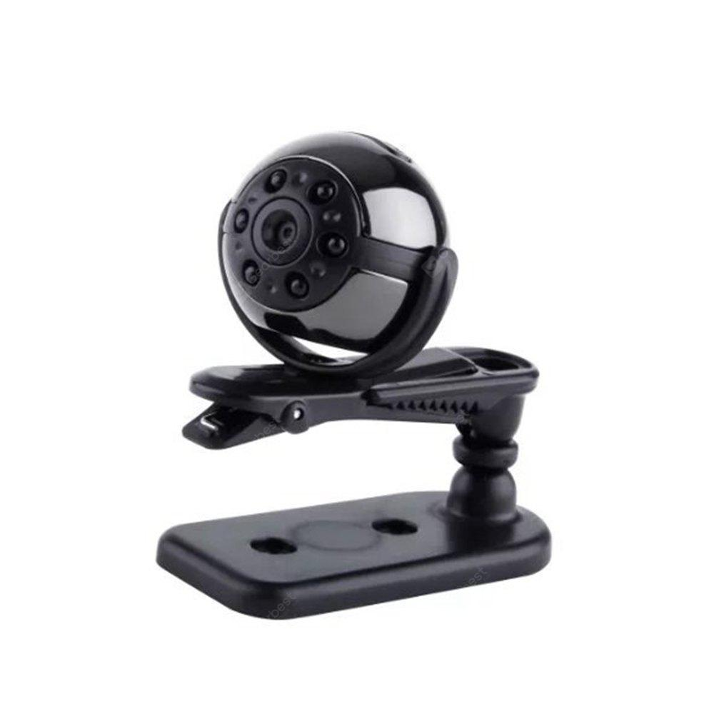 Spherical Night Vision Mini Driving Recorder HD 1080P Outdoor Sports Portable Camera