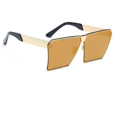 New Fashion  Vintage Square Lens Sunglasses Oversized Eyewear Eye GlassesMens Sunglasses<br>New Fashion  Vintage Square Lens Sunglasses Oversized Eyewear Eye Glasses<br><br>Frame Length: 148mm<br>Frame material: Alloy<br>Gender: Unisex<br>Group: Adult<br>Lens height: 63mm<br>Lens material: Polyurethane<br>Lens width: 63mm<br>Package Contents: 1 x Sunglass<br>Package size (L x W x H): 15.00 x 6.00 x 1.00 cm / 5.91 x 2.36 x 0.39 inches<br>Package weight: 0.3000 kg<br>Style: Square