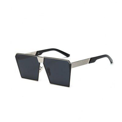 New Fashion  Vintage Square Lens Sunglasses Oversized Eyewear Eye Glasses