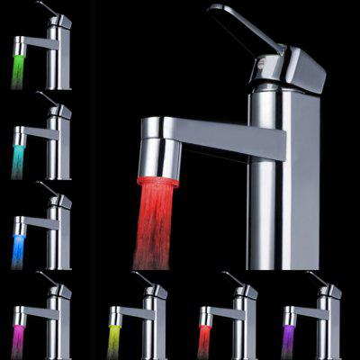 BRELONG LED Kleurrijke Glow Color Changing Faucet