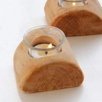 Wooden Tea Light Holder Candle Holder Chic Rustic Vintage Wedding Home DisplayCandle &amp; Candle Holders<br>Wooden Tea Light Holder Candle Holder Chic Rustic Vintage Wedding Home Display<br><br>Package Contents: 1 ? Candle Holder?1 ? Glass Liner<br>Package size (L x W x H): 14.50 x 8.50 x 10.50 cm / 5.71 x 3.35 x 4.13 inches<br>Package weight: 0.4500 kg<br>Product size (L x W x H): 8.50 x 6.00 x 8.50 cm / 3.35 x 2.36 x 3.35 inches