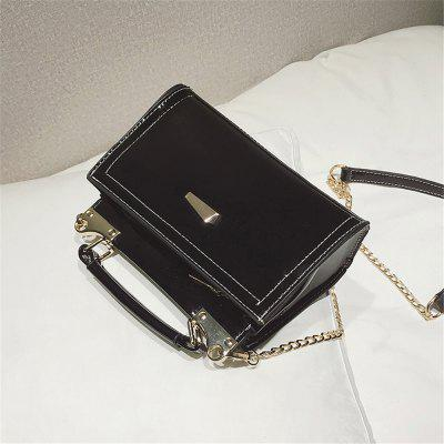 Female Glossy Wild Messenger Shoulder BagCrossbody Bags<br>Female Glossy Wild Messenger Shoulder Bag<br><br>Closure Type: Zipper<br>Gender: For Women<br>Handbag Type: Crossbody bag<br>Hardness: Soft<br>Main Material: PU<br>Occasion: Versatile<br>Package Contents: 1 x Bag<br>Package size (L x W x H): 21.00 x 10.00 x 16.00 cm / 8.27 x 3.94 x 6.3 inches<br>Package weight: 0.4100 kg<br>Pattern Type: Solid<br>Product size (L x W x H): 20.00 x 9.00 x 15.00 cm / 7.87 x 3.54 x 5.91 inches<br>Product weight: 0.4000 kg<br>Style: Fashion