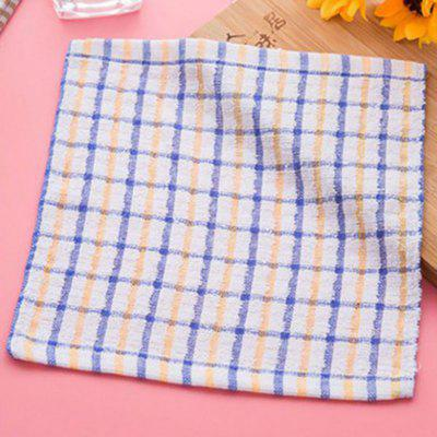 British Lattice Cotton Non Oil Absorbent Kitchen Rags