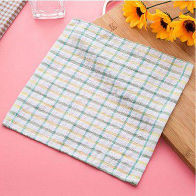 Attrayant British Lattice Cotton Non Oil Absorbent Kitchen Rags