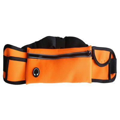 Running Fanny Pack Water Resistant Reflective Bike Trail Running Bag