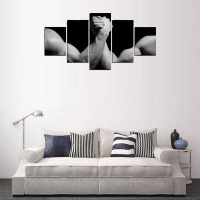 MailingArt FIV392  5 Panels Wall Art Painting Home Decor Canvas PrintPrints<br>MailingArt FIV392  5 Panels Wall Art Painting Home Decor Canvas Print<br><br>Craft: Print<br>Form: Five Panels<br>Material: Canvas<br>Package Contents: 5 x Print<br>Package size (L x W x H): 82.00 x 32.00 x 12.00 cm / 32.28 x 12.6 x 4.72 inches<br>Package weight: 1.8000 kg<br>Painting: Include Inner Frame<br>Shape: Horizontal Panoramic<br>Style: Sport<br>Subjects: Sports<br>Suitable Space: Bedroom,Cafes,Dining Room,Hallway,Hotel,Kids Room,Kids Room,Kitchen,Living Room,Office,Study Room / Office