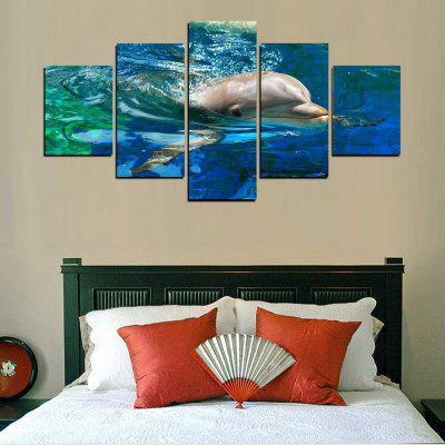 MailingArt FIV384  5 Panels Landscape Wall Art Painting Home Decor Canvas PrintPrints<br>MailingArt FIV384  5 Panels Landscape Wall Art Painting Home Decor Canvas Print<br><br>Craft: Print<br>Form: Five Panels<br>Material: Canvas<br>Package Contents: 5 x Print<br>Package size (L x W x H): 82.00 x 32.00 x 12.00 cm / 32.28 x 12.6 x 4.72 inches<br>Package weight: 1.4000 kg<br>Painting: Include Inner Frame<br>Shape: Horizontal Panoramic<br>Style: Natural, Landscape, Animal<br>Subjects: Animal<br>Suitable Space: Living Room,Bedroom,Dining Room,Office,Hotel,Cafes,Kids Room,Kitchen,Hallway,Kids Room,Study Room / Office