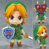 Cartoon Girl Image Style 3D Link Nendoroid Action Figure - GREEN