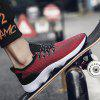 Fashion Breathable And Comfortable Sneakers - RED