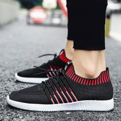 Stylish And Comfortable Mesh Breathable Casual Mens ShoesMen's Sneakers<br>Stylish And Comfortable Mesh Breathable Casual Mens Shoes<br><br>Available Size: 39-44<br>Closure Type: Buckle Strap<br>Embellishment: None<br>Gender: For Men<br>Outsole Material: Rubber<br>Package Contents: 1xShoes(pair)<br>Pattern Type: Others<br>Season: Summer, Winter, Spring/Fall<br>Toe Shape: Round Toe<br>Toe Style: Closed Toe<br>Upper Material: Cotton Fabric<br>Weight: 1.3640kg