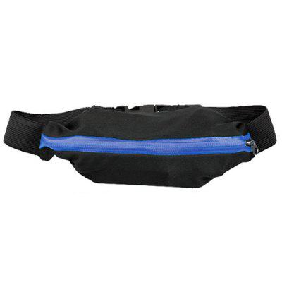 Waist  Mobile Phone Gym Bags Running Waist Belt Sports  AccessoriesDuffel Bags<br>Waist  Mobile Phone Gym Bags Running Waist Belt Sports  Accessories<br><br>Color: Black<br>For: Business Trip, Biking, Vocation, Travel, Skiing, Casual<br>Material: Acrylic, Others, Plastic<br>Package Contents: 1 x Waist Bag<br>Package size (L x W x H): 26.00 x 10.00 x 5.00 cm / 10.24 x 3.94 x 1.97 inches<br>Package weight: 0.0500 kg<br>Product size (L x W x H): 20.00 x 8.00 x 3.00 cm / 7.87 x 3.15 x 1.18 inches<br>Product weight: 0.0480 kg<br>Season: Spring, Summer, Winter<br>Type: Storage Bag