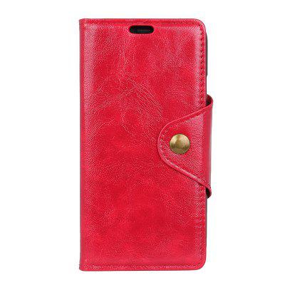 For Huawei Mate 10 Pro Leather Case Revit Flap Wallet Stand Case with 3 Card Slots