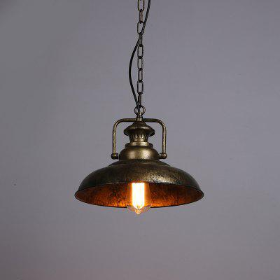 Nordic Iron Industry Vintage Home Decor Pendant Light for Restaurant DD-02