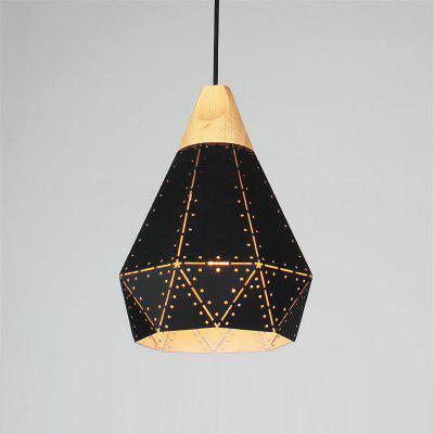Nordic Iron Industry Vintage Home Decor Pendant Light for Restaurant DD-03