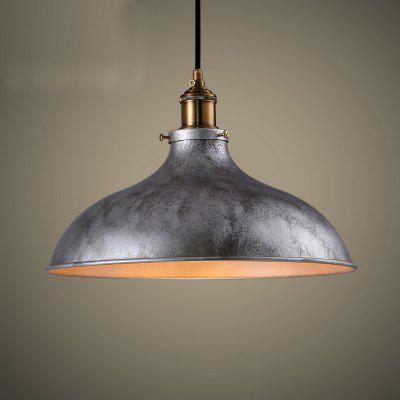 Nordic Novelty Iron Industry Vintage Home Decor Pendant Light for Restaurant DD-08