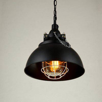 Nordic Novelty Iron Industry Vintage Home Decor Pendant Light for Restaurant DD-10