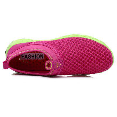 Women Weave Breathable Mesh Running ShoesWomens Sneakers<br>Women Weave Breathable Mesh Running Shoes<br><br>Available Size: 35-40<br>Closure Type: Slip-On<br>Feature: Breathable<br>Gender: For Women<br>Insole Material: EVA<br>Outsole Material: EVA<br>Package Contents: 1x shoes(pair)<br>Package size (L x W x H): 30.00 x 20.00 x 10.00 cm / 11.81 x 7.87 x 3.94 inches<br>Package weight: 0.6000 kg<br>Pattern Type: Others<br>Season: Summer<br>Upper Material: Hemp