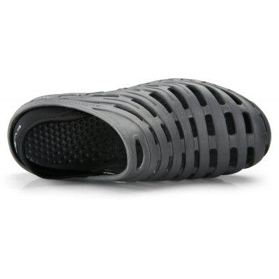 Mens Comfortable Breathable Hole ShoesMens Sandals<br>Mens Comfortable Breathable Hole Shoes<br><br>Available Size: 40-45<br>Closure Type: Slip-On<br>Embellishment: Hollow Out<br>Gender: For Men<br>Heel Hight: ?<br>Occasion: Casual<br>Outsole Material: PU<br>Package Contents: 1xshoes(pair)<br>Pattern Type: Patchwork<br>Sandals Style: Ankle-Wrap<br>Style: Leisure<br>Upper Material: PU<br>Weight: 1.2000kg