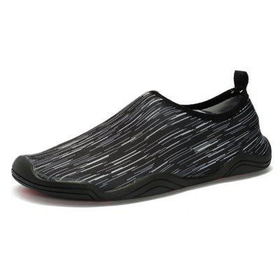 Women Swimming Beach Barefoot Quick-Dry Water Sports ShoesWomens Flats<br>Women Swimming Beach Barefoot Quick-Dry Water Sports Shoes<br><br>Closure Type: Slip-On<br>Contents: 1 x Shoes (pair)<br>Decoration: Stripe<br>Materials: Microfiber<br>Occasion: Beach, Sports<br>Outsole Material: Rubber<br>Package Size ( L x W x H ): 28.00 x 15.00 x 3.00 cm / 11.02 x 5.91 x 1.18 inches<br>Package weight: 0.4000 kg<br>Seasons: Summer<br>Style: Comfortable, Casual<br>Type: Sports Shoes<br>Upper Material: Microfiber