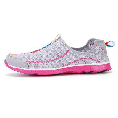 Summer Outdoor Casual Beach Quick-dry Water Shoes for WomenWomens Sneakers<br>Summer Outdoor Casual Beach Quick-dry Water Shoes for Women<br><br>Closure Type: Slip-On<br>Contents: 1 x Shoes (pair)<br>Function: Slip Resistant<br>Materials: Cloth<br>Occasion: Casual, Beach, Rainy Day<br>Package Size ( L x W x H ): 28.00 x 15.00 x 5.00 cm / 11.02 x 5.91 x 1.97 inches<br>Package weight: 0.5000 kg<br>Seasons: Summer<br>Toe Shape: Round Toe<br>Type: Casual Shoes