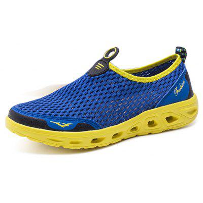 Men Casual Sports  Beach Surfing Mesh Water ShoesCasual Shoes<br>Men Casual Sports  Beach Surfing Mesh Water Shoes<br><br>Available Size: 39-44<br>Closure Type: Slip-On<br>Feature: Breathable<br>Gender: For Men<br>Insole Material: EVA<br>Outsole Material: EVA<br>Package Contents: 1 x Shoes (pair)<br>Package Size ( L x W x H ): 31.00 x 21.00 x 11.00 cm / 12.2 x 8.27 x 4.33 inches<br>Pattern Type: Solid<br>Season: Spring/Fall, Summer<br>Type: Casual Shoes<br>Upper Material: Cloth<br>Weight: 1.4322kg