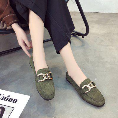 Spring New Joker Round Head Trend Womens ShoesWomens Flats<br>Spring New Joker Round Head Trend Womens Shoes<br><br>Available Size: 35--40<br>Closure Type: Slip-On<br>Flat Type: Ballet Flats<br>Gender: For Women<br>Occasion: Casual<br>Package Contents: 1xShoes(pair)<br>Package size (L x W x H): 25.00 x 20.00 x 15.00 cm / 9.84 x 7.87 x 5.91 inches<br>Package weight: 0.5000 kg<br>Pattern Type: Solid<br>Season: Summer, Spring/Fall<br>Toe Shape: Round Toe<br>Toe Style: Closed Toe<br>Upper Material: Flock