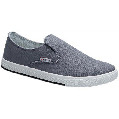 Summer New Men's Casual Canvas Shoes