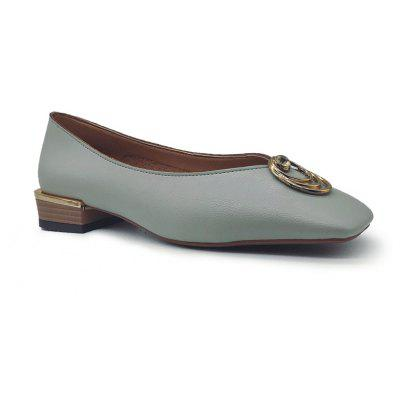 Shallow Mouth Women's Single Shoes