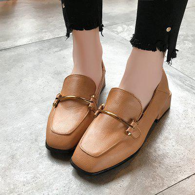 Fashion Shallowly Working Women Single ShoesWomens Pumps<br>Fashion Shallowly Working Women Single Shoes<br><br>Available Size: 35.36.37.38.39<br>Closure Type: Buckle Strap<br>Embellishment: Metal<br>Gender: For Women<br>Outsole Material: Rubber<br>Package Contents: 1 x shoes ?pair?<br>Pattern Type: Others<br>Season: Summer, Spring/Fall<br>Toe Shape: Square Toe<br>Toe Style: Closed Toe<br>Upper Material: PU<br>Weight: 1.0800kg