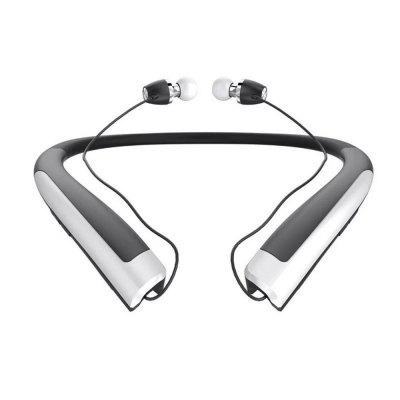 Bluetooth V4.1 Headphones Wireless Neckband Headset Stereo Noise Cancelling Earbuds for iPhone / Samsung / LG / Xiaomi