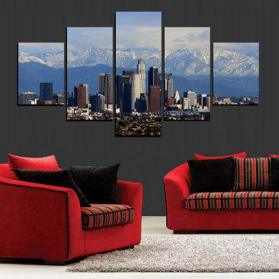 MailingArt FIV420  5 Panels Landscape Wall Art Painting Home Decor Canvas PrintPrints<br>MailingArt FIV420  5 Panels Landscape Wall Art Painting Home Decor Canvas Print<br><br>Craft: Print<br>Form: Five Panels<br>Material: Canvas<br>Package Contents: 5 x Print<br>Package size (L x W x H): 82.00 x 32.00 x 12.00 cm / 32.28 x 12.6 x 4.72 inches<br>Package weight: 1.8000 kg<br>Painting: Include Inner Frame<br>Shape: Horizontal Panoramic<br>Style: Scenery / Landscape, Oil Painting, Exotic, Natural, Galaxy, Landscape<br>Subjects: Landscape<br>Suitable Space: Living Room,Bedroom,Dining Room,Office,Hotel,Cafes,Kitchen,Corridor,Hallway,Study Room / Office