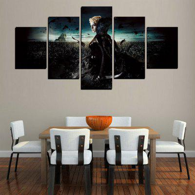 MailingArt FIV429  5 Panels People Wall Art Painting Home Decor Canvas PrintPrints<br>MailingArt FIV429  5 Panels People Wall Art Painting Home Decor Canvas Print<br><br>Craft: Print<br>Form: Five Panels<br>Material: Canvas<br>Package Contents: 5 x Print<br>Package size (L x W x H): 82.00 x 32.00 x 12.00 cm / 32.28 x 12.6 x 4.72 inches<br>Package weight: 1.8000 kg<br>Painting: Include Inner Frame<br>Shape: Horizontal Panoramic<br>Style: Women, Realism, Lady, Military<br>Subjects: People<br>Suitable Space: Bedroom,Cafes,Corridor,Dining Room,Hallway,Hotel,Kids Room,Kitchen,Living Room,Office,Study Room / Office