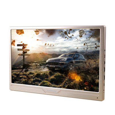 SIBOLAN New S4 17.3 inch IPS FHD 1920 x 1080 Portable Monitor with HDMI/VGA/Mini Display Inputs