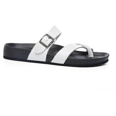 Mens Outdoor Casual Beach Flip-flopsMens Slippers<br>Mens Outdoor Casual Beach Flip-flops<br><br>Available Size: 40-44<br>Embellishment: None<br>Gender: For Men<br>Outsole Material: PU<br>Package Contents: 1xShoes(pair)<br>Pattern Type: Solid<br>Season: Summer, Spring/Fall, Winter<br>Slipper Type: Outdoor<br>Style: Concise<br>Upper Material: PU<br>Weight: 1.3640kg