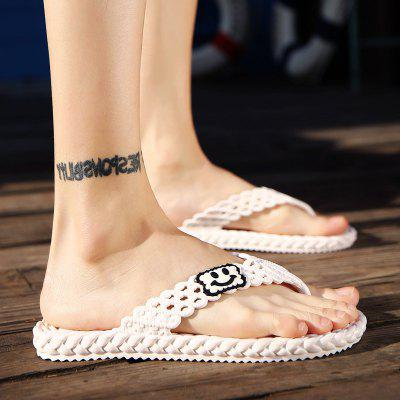 Mens Casual Fashion Non-slip Flip-flopsMens Slippers<br>Mens Casual Fashion Non-slip Flip-flops<br><br>Available Size: 40-45<br>Embellishment: None<br>Gender: For Men<br>Outsole Material: Rubber<br>Package Contents: 1xShoes(pair)<br>Pattern Type: Others<br>Season: Summer, Spring/Fall, Winter<br>Slipper Type: Outdoor<br>Style: Fashion<br>Upper Material: PU<br>Weight: 1.3640kg