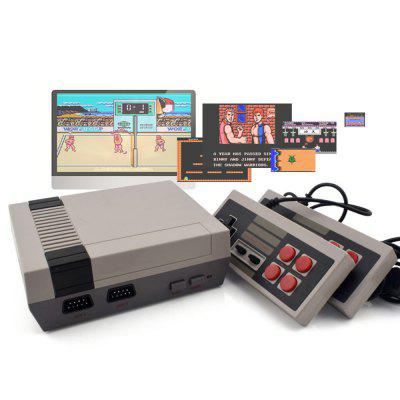 Mini TV Handheld Retro 620 Video Game Console retro mini family console 8 bit classic tv game consoles with 500 games