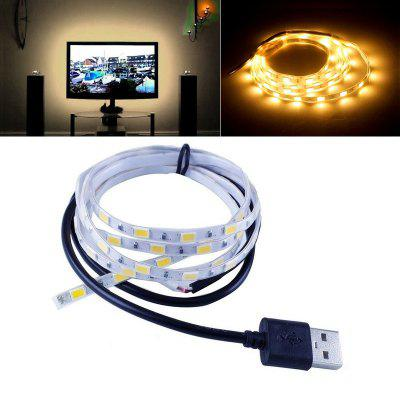 Lumina LED Strip 1.5M SMD 5630 60LEDS Tape TV Decorare