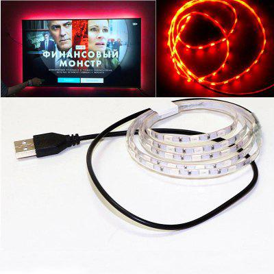 LED Luce a Striscia 1,5M SMD 5630 60LEDS Nastro TV Decorazione